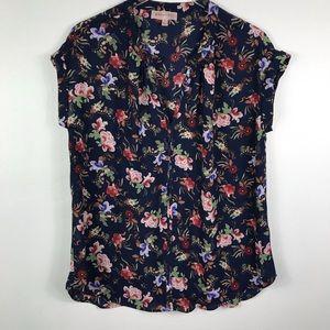 Philosophy sleeveless blouse
